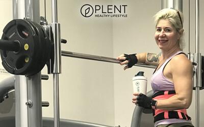 5 questions for Ewa Jasinska - Personal trainer