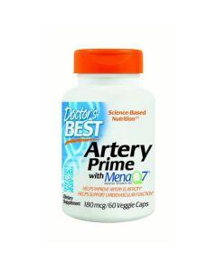 Doctor's Best - Vitamine K2 - MenaQ7® - 60 V-Caps (45mcg)