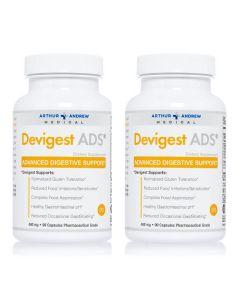 Arthur Andrew - Devigest ADS - 2 x 90 capsules = 180 capsules