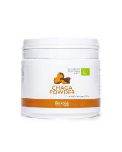 Big Food - Chaga Powder - 175 gram
