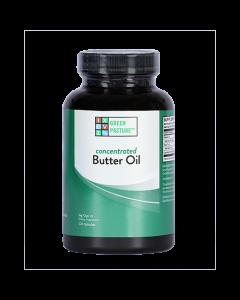 Green Pasture - High Vitamin Boterolie - X-Factor Gold - 120 caps.