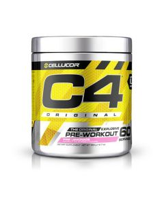 0842595102147  Cellucor C4 - Pink Lemonade - 60 Doseringen
