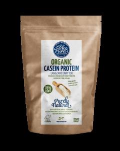 EkoPura ORGANIC Casein PROTEIN Naturel - 500 gram
