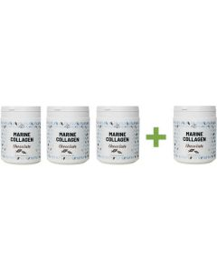 Plent - Gehydrolyseerde Vis Collageen Peptiden 225 g - Chocolade