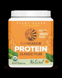 Sunwarrior - Naturel Proteine Poeder classic plus – 375 gram