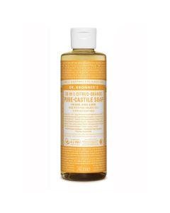 Dr. Bronner's - Citrus Orange Liquid Soap - 240ml