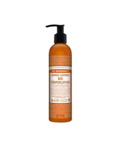 Dr. Bronner's Organic Lotion Orange Lavender 237ml Bodylotion