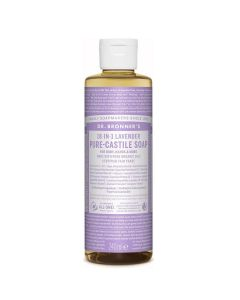 Dr. Bronner's - Lavender Liquid Soap - 240ml