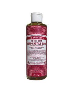 Dr. Bronner's - Rose Liquid Soap - 240ml
