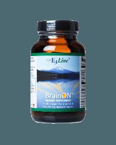 E3Live BrainOn – 60 V-capsules - SALE