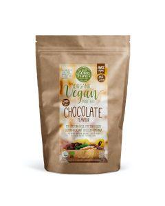 EkoPura Natural Vegan Proteine - Chocolate - 500 gram
