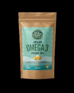Ekopura - Omega 3 Algenolie - Vegan - 90 capsules (250mg DHA)