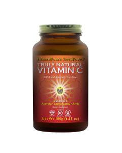 Health Force - Truly Natural Vitamin C - 180 gram