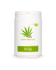BIG FOOD – Hemp Protein Powder - 1kg