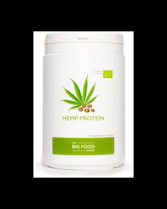 Big Food Hemp Protein Powder  - natural - 500g