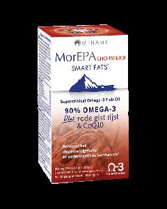 MOREPA MOREPA CHOLESTEROL Smartfats 30 SOFTGELS