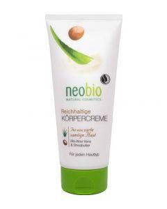 Neobio - Caring Body Lotion - 250 ml