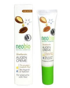 Neobio ogencreme anti-age - 15ml