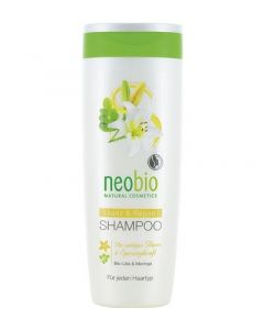 NeoBio Shampoo Glans & Repair - 205ml