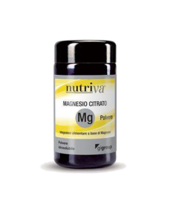 Nutriva Magnesium Citraat - 50 tabletten
