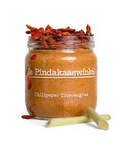 Pindakaas - Chili pepper Lemongrass - 420gr
