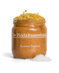 Pindakaas - Caramel Sea Salt - 420gr - SALE
