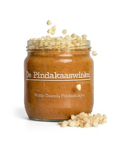 Pindakaas - White Chocolate - 420ml