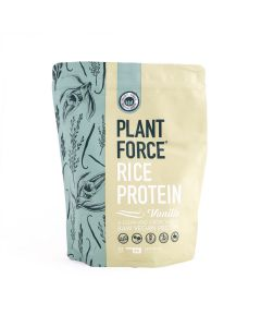 Plantforce - Rice Protein - Vanilla - 300g