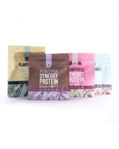 Plantforce - Synergy Protein - All Flavors - 4 x 400 gram - (3 +1 free)