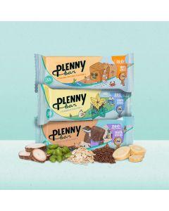Jimmy Joy - Plenny Bar v2.0 - Vanille - 12 repen