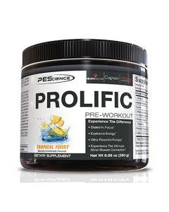 PES - Prolific Pre-Workout - tropical twist - 40 Doseringen
