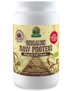 Garden of Life - Organic RAW Protein chocolade - 664 gram