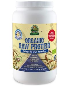 Garden of Life - Organic RAW Protein vanille - 624 gram