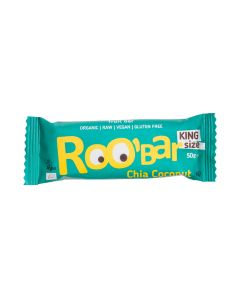 Roobar - Chia Coconut - Organic - 50gr