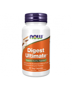 Now Foods, Digest Ultimate, 60 Veg Capsules