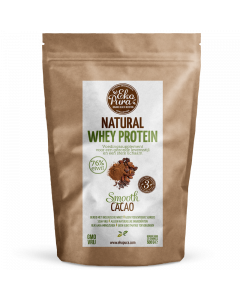 Ekopura natural whey protein cacao