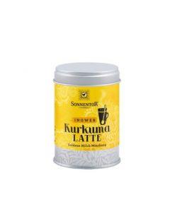 Sonnentor Kurkuma-Latte Gember Bio - 60 gram