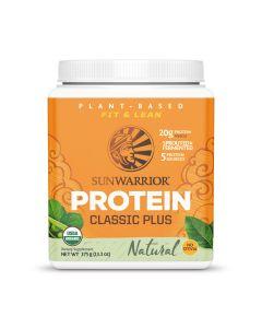 Sunwarrior - Classic Plus Organic Protein - Natural - 375 g