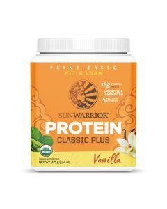 Sunwarrior - Classic Plus Protein  – 375g (Vanilla)