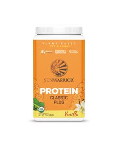 Sunwarrior - Classic Plus Protein  – 750g (Vanilla)