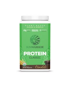 Sunwarrior - Classic Protein  – 750g (Chocolate)