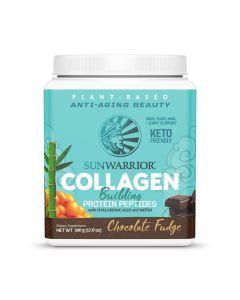 Sunwarrior - Collagen Peptides - 500g (Chocolate)