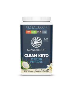 Sunwarrior - Keto Protein - 720g (Tropical Vanilla)