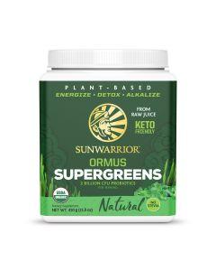 Sunwarrior - Bio Ormus Supergreens - Natural - 225g