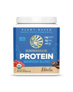 Sunwarrior - Warrior Blend Protein - Mocha - 375 g
