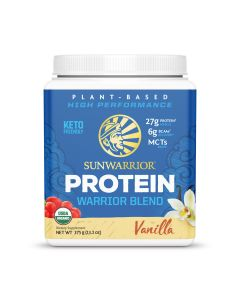 Sunwarrior - Warrior Blend Protein - Vanilla - 375 g