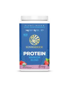 Sunwarrior - Warrior Blend Protein - Berry - 750 g