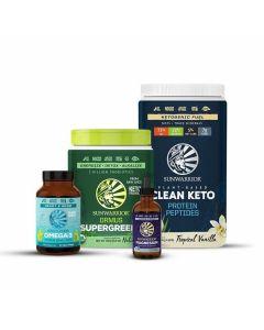 Sunwarrior - Vital Keto Nutrition Pakket