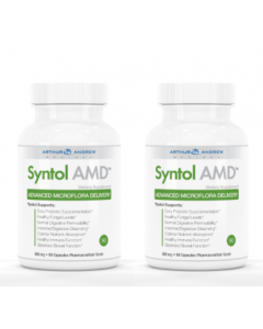 Arthur Andrew - Syntol AMD - 2 x 90 capsules (500mg)