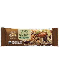 Taste of Nature - Organic Brazil Nut Fruit & Nut Bar -  40 grams